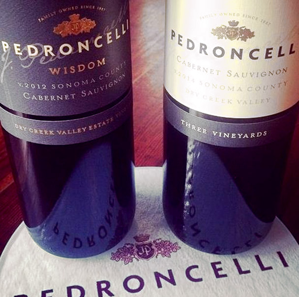 Pedroncelli Vineyards