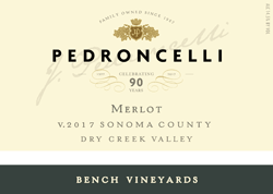 Merlot, Bench Vineyards