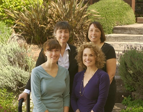 Lisa, Cathy, Joanna and Julie
