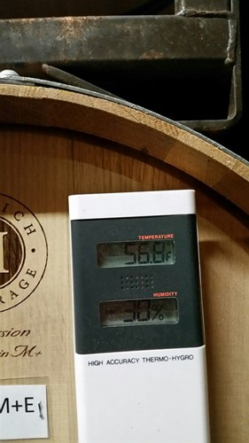 Cellar Thermometer