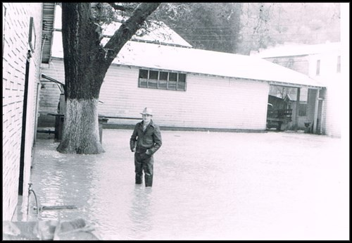 1950 John in Flood