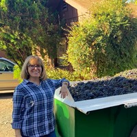 A Note From Home: Harvest 2019 & The Kincade Fire