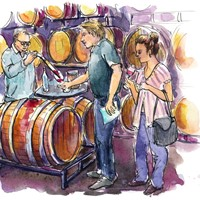 Your Insider's Guide to Barrel Tasting