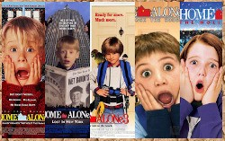 Home Alone Photo